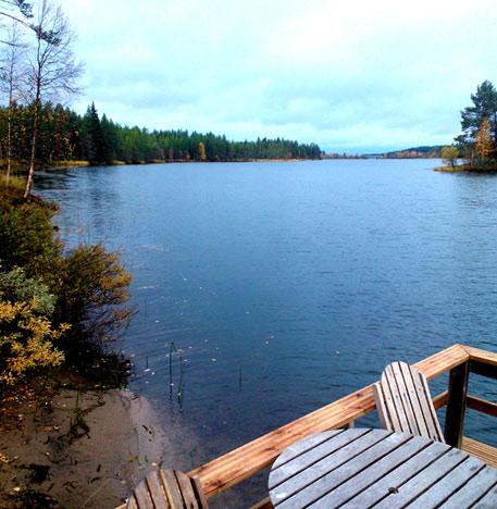 Kaunis Kitkajärvi