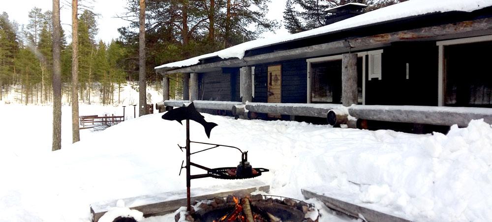 Kuusamo majoitus talvi