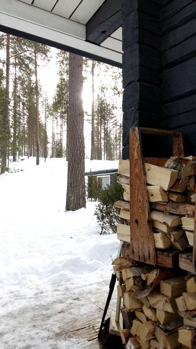 Kuusamo talvi